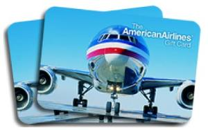 $1,000 American Airlines Gift Card