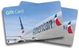 $1,000 American Airlines Gift Card Giveaway