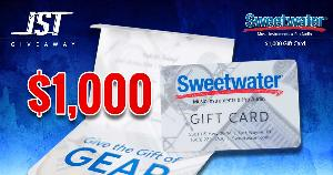 $1,000 Sweetwater Gift Card