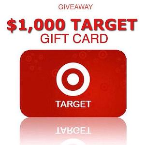 Contest win a 1000 target gift card 1000 target gift card negle Image collections