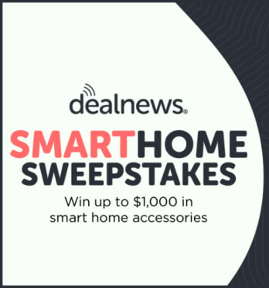 $1,000 worth of smart home accessories