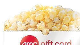 $1,500 AMC Theatre's Gift Card