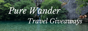$1,600 Travel and Wellness Giveaway Prizes