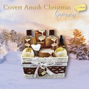 (1) winner will receive a Bath and Body Gift Basket for women and men. This 9 Piece Vanilla Coconut Home Spa Set includes Fragrant Lotions, Extra Large Bath Bombs, Coconut Oil, a Luxurious Bath Towel and More!