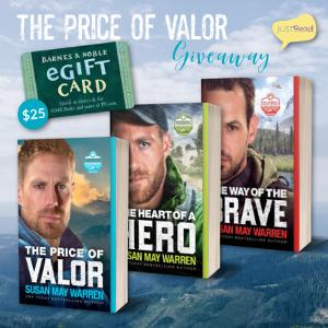 (1) winner will receive all 3 Global Search and Rescue books plus a $25 Barnes & Noble Gift Card!
