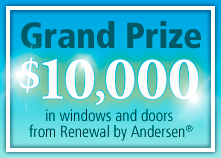 $10,000 in windows and doors