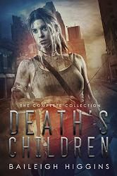 $10 Amazon gift card & digital copy of the complete Death's Children by Baileigh Higgings box set