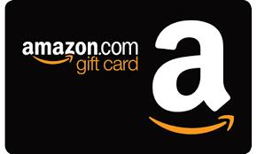 $10 Amazon Gift Card Giveaway!