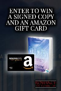 $10 or $50 Amazon Gift Card or Signed Books