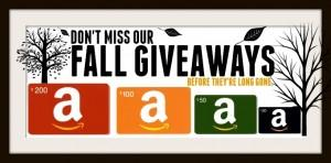 $100, $50 or $25 Amazon Gift Card