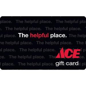 $100 Ace Hardware Gift Card