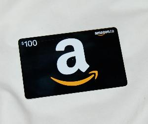 $100 Amazon.ca Gift Card