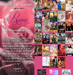 $100 Amazon GC + Special Gifts + 20 Historical Romances