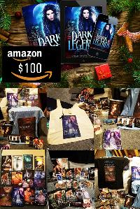 $100 Amazon Gift Card + Books + Swag
