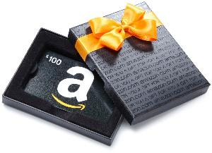$100 Amazon Gift Card/PayPal Cash