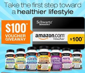 $100 Amazon Gift Card Voucher