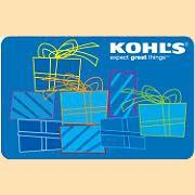 $100 Gift Card to Kohls