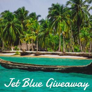 $100 Jet Blue Gift Card Giveaway