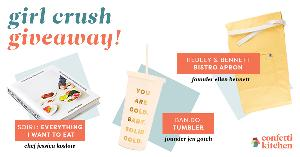 $100 LA Girl Crush Giveaway: Goods from Hedley & Bennett, ban.do, and more