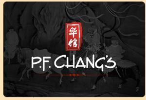 $100 P.F. Chang's eGift Card