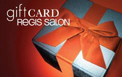 $100 Regis Salon Gift Card