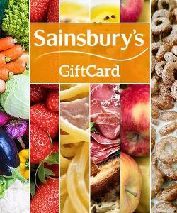 £100 Sainsbury's Gift Card