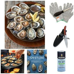 $100 Taylor Shellfish Gift Card + Tools for the Perfect Oyster Feast