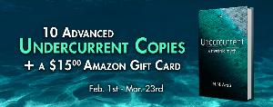 $15 Amazon GC + eBook of Undercurrent - A Merfolk Myth