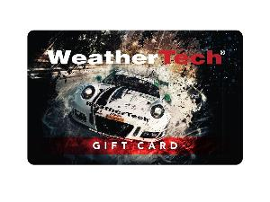 $150 Weather Tech Gift Card Giveaway