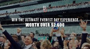 $2,600 racing day experience