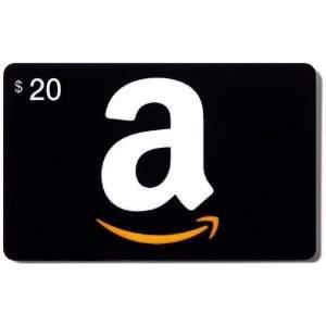 $20 Amazon/Etsy Gift Card