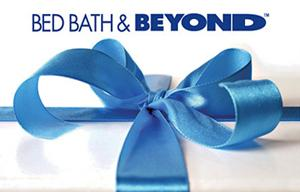 $200 Bed Bath & Beyond e-Gift Card