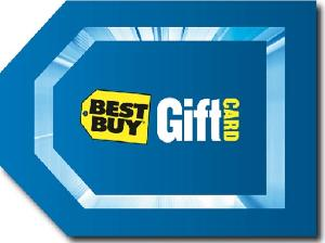 $200 Best Buy Gift Card Giveaway