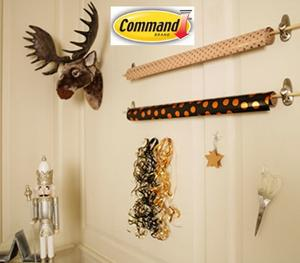 £200 DIY vouchers & 3M Command™ Products Giveaway!