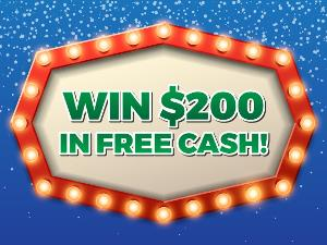 $200 in Free Cash Giveaway!
