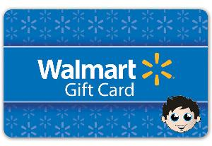 $200 Wal-Mart eGift Card from Kinder Playtime!""