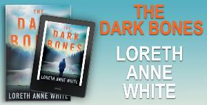 $25 Amazon Gift Card and Digital Copy of Loreth Anne White's THE DARK BONES