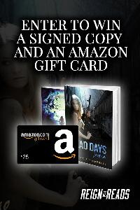 $25 Amazon Gift Card & Signed Paperbacks from Sandra R. Campbell