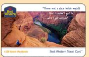 $250 Best Western Hotel Travel Gift Card