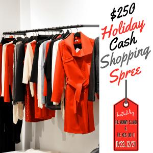 $250 Holiday Cash Event Ends 12/21!