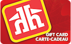 """$250 Home Hardware Gift Card"""""""