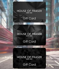 £250 House of Fraser Gift Card Giveaway!