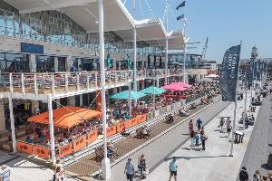 £250 shopping spree at Gunwharf Quays!