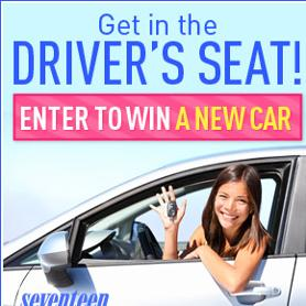 $50,000 new car sweepstakes
