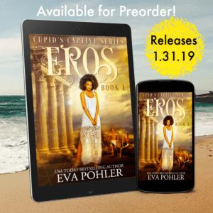 $50 Amazon Gift Card & a Signed Copy of Eros