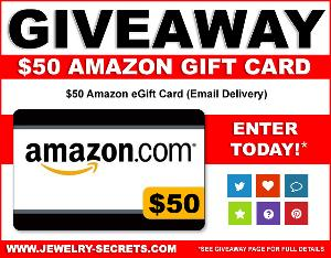 $50 Amazon Gift Card Contest