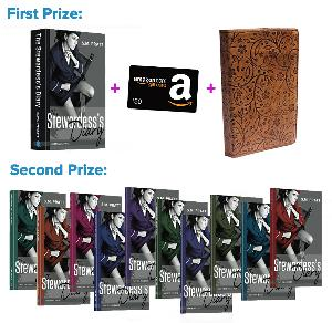 $50 Amazon Gift Card + Leather Diary