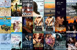 $50 Amazon Gift Card or 7 Paperback Romances -- 2 winners