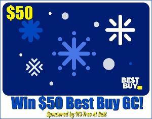 $50 Best Buy Gift Card