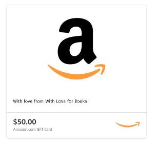 $50 (or equivalent) Amazon gift card
